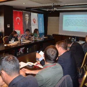 Öz Değerlendirme Sistemi Bölge Toplantısı Van'da Yapıldı haberi