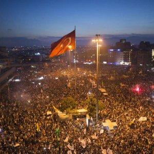 Gezi süreci yeniden mi alevleniyor ?