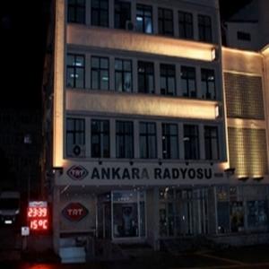 TRT'de şoke eden ölüm