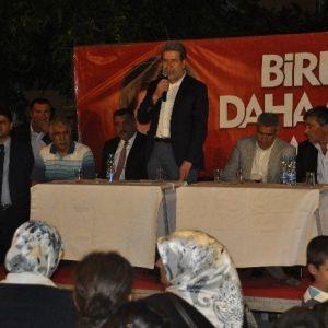 Yaşar Ve Tüfenkci Orduzu'da Konuştu haberi