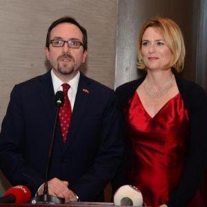 ABD Büyükelçisi Bass'tan Gülen açıklaması
