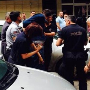 Adalet Bakanlığı binasına saldırı şoku