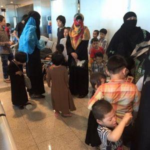 Yavuzarslan, Tayland'daki Uygur Türklerinin Türkiye'ye Geldiğini Açıkladı haberi