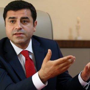Demirtaş açıkladı ! HDP Meclis Başkanlığı için ne yapacak ?