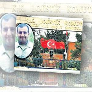 Türk asker ölü bulundu !