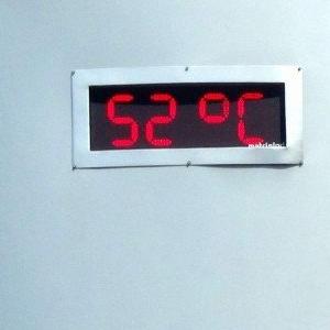 Bu ilimizde sıcaklıklar 52 dereceyi buldu !