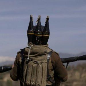 Jandarma ve Emniyete roketatarlı saldırı