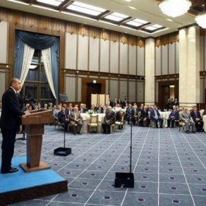 HDP'li bakanlar ''AK Saray'' için son kararı verdi