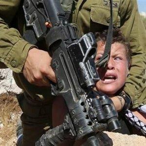 İsrail askerinin bu fotoğrafı büyük tepki topladı