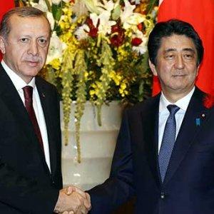 Erdoğan'dan Japonya'da önemli açıklamalar