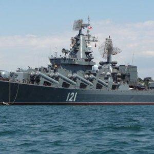 Rusya'nın en donanımlı gemisi