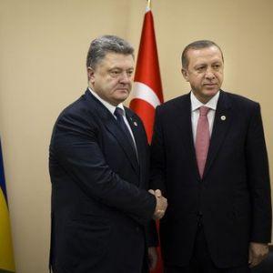 Ukrayna Cumhurbaşkanı Poroşenko, Türkiye'yi Ziyaret Edecek haberi