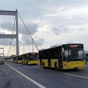 İETT otobüslerinde yepyeni bir dönem !