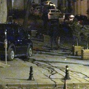 Başbakan'ın geçiş güzergahında patlama: 1 yaralı