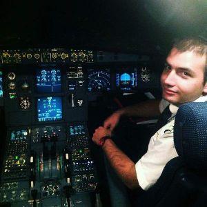 Genç pilottan kahreden haber
