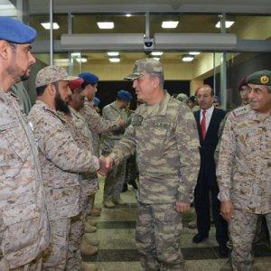 Suudi Arabistan Suriye'ye kara harekatına mı hazırlanıyor ?