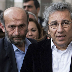 Can Dündar'ın MİT TIR'ları davasında flaş gelişme