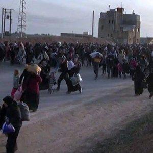 BM: 15.000 kişi Türkiye sınırında
