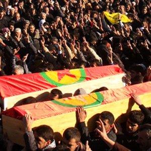 PKK'lı yöneticiyi tabutla kaçırmaya çalıştılar !