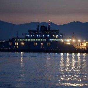 İşte Türkiye'nin en büyük feribotu