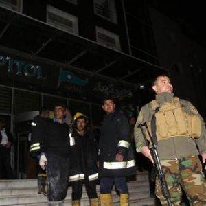 Masaj salonunda yangın: 17 ölü