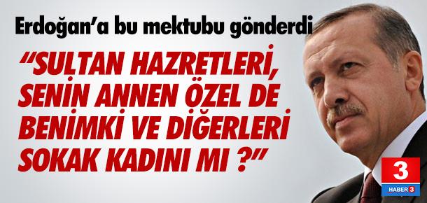 Çakıcı'dan Erdoğan'a ''başkanlık'' mektubu