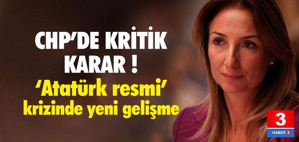 CHP'de Aylin Nazlıaka kararı !