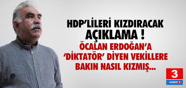HDP'lileri kızdıracak açıklama !