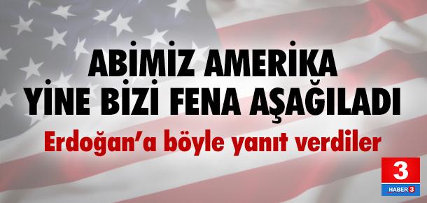 ABD: PYD bize göre terör örgütü değil !