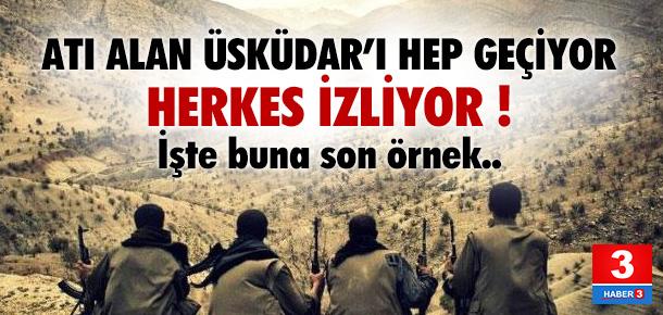 PKK kendi istihbaratını mı kurdu ?