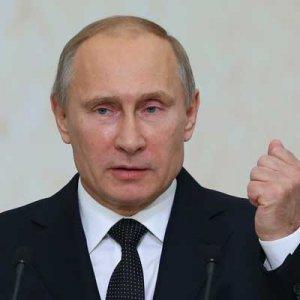 Putin'den 'Karadeniz' talimatı