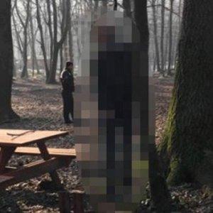 Belgrad Ormanı'nda kan donduran olay