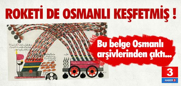 """""""Roketi Osmanlı İcat Etti"""""""