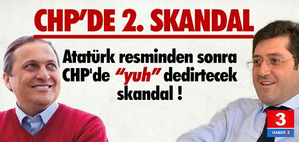 CHP'de 2. skandal