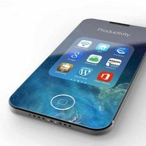 iPhone 7'nin çerçevesiz konsepti yayınlandı !