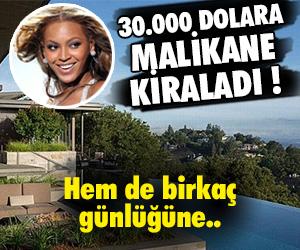 Beyonce Super Bowl için malikane kiraladı