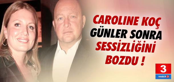 Caroline Koç'tan Mustafa Koç için duygusal paylaşım