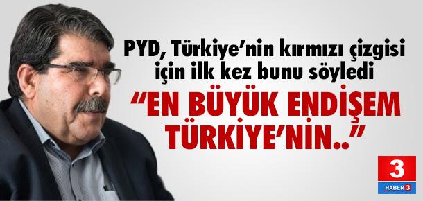 PYD lideri: Fırat'ın batısına geçmeyeceğiz