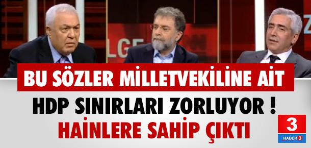 HDP'li vekil: Teröristler de bu vatanın evladı