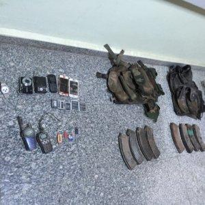 PKK'lıların üzerinden bakın neler çıktı !