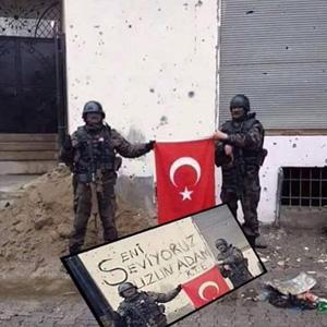 Erdoğan'ın bahsettiği o fotoğraf sahte mi ?