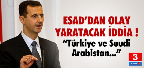 Esad yine bombaladı ! Şok iddia...