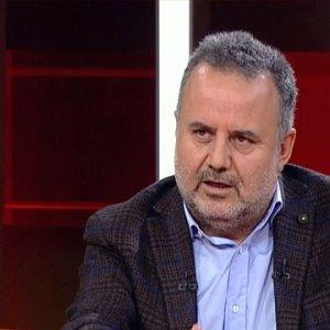 Davutoğlu'nun başdanışmanından çözüm süreci itirafı