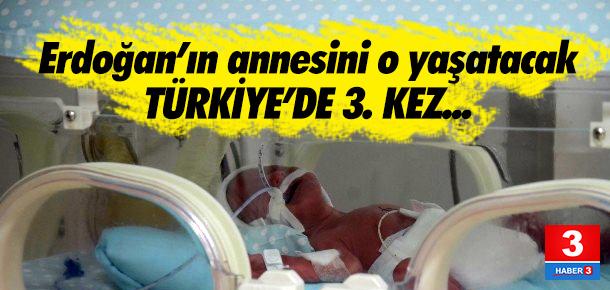 Türkiye'nin üçüncü beşizleri