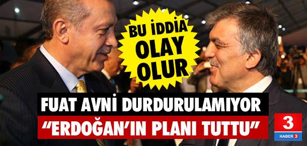 Fuat Avni'den Gül-Erdoğan görüşmesi için çarpıcı iddialar