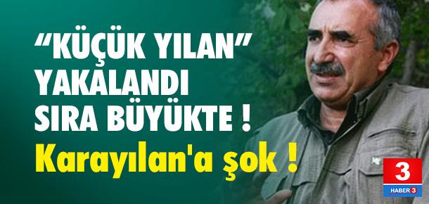 Murat Karayılan'ın kardeşi yakalandı