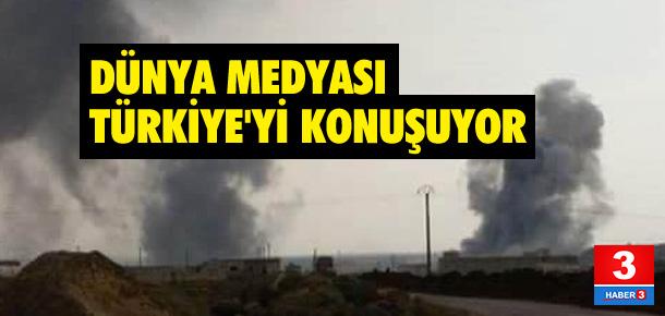 Dünya medyası Türkiye'yi konuşuyor