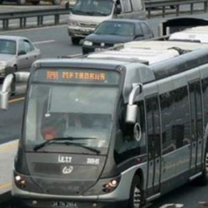 Metrobüste yeni uygulama !
