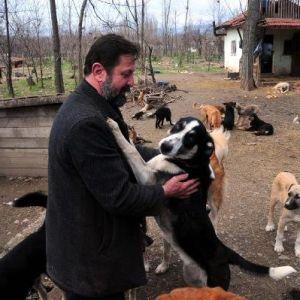 Hayatını Sokak Köpeklerine Adadı