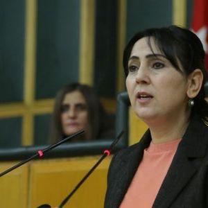 HDP'li Figen Yüksekdağ'dan dokunulmazlık tepkisi